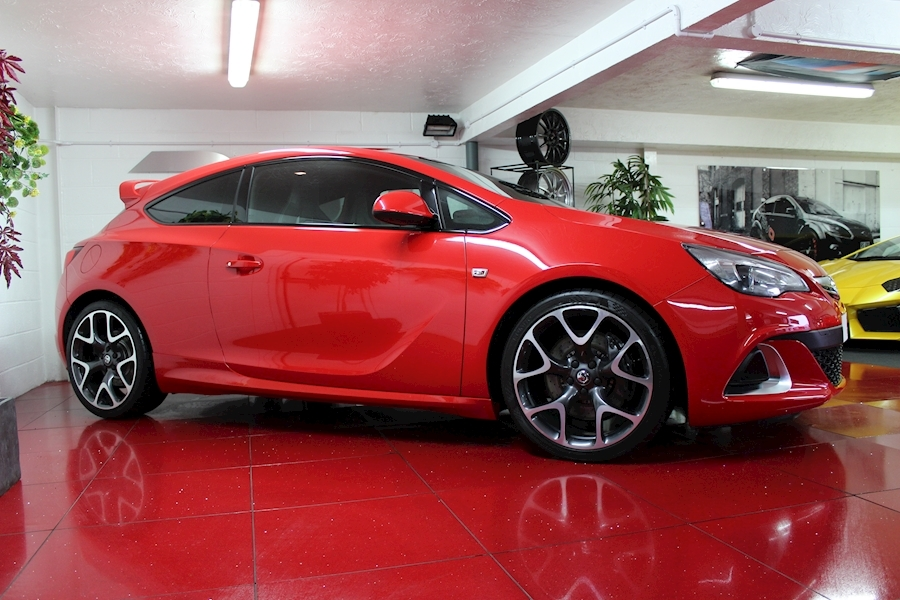 Vauxhall Astra Gtc - Large 7