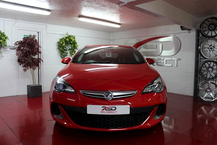 Vauxhall Astra Gtc - Large 2