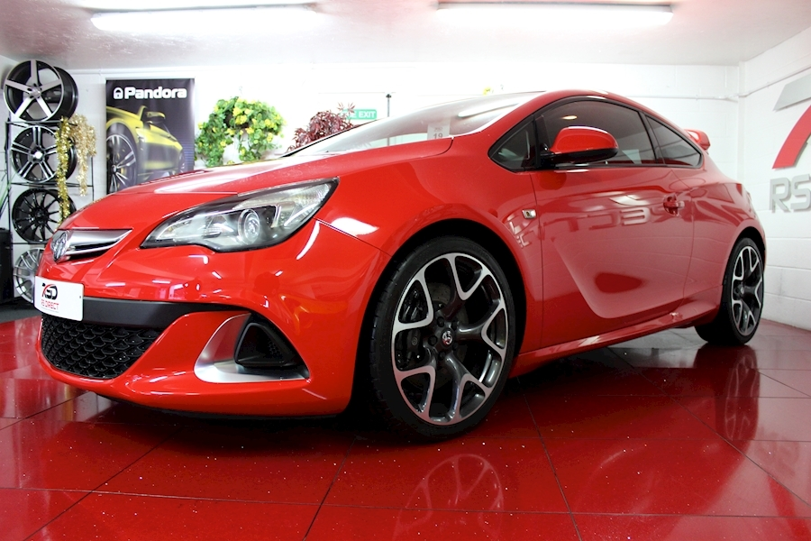 Vauxhall Astra Gtc - Large 10