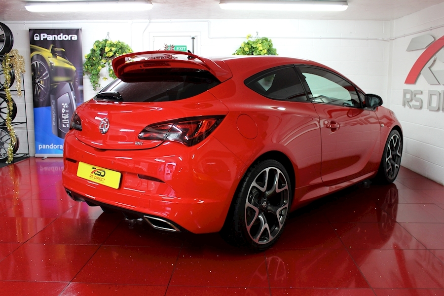 Vauxhall Astra Gtc - Large 14