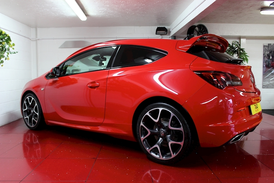 Vauxhall Astra Gtc - Large 23