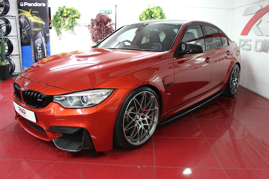 Bmw 3 Series M3 Competition Package - Large 9