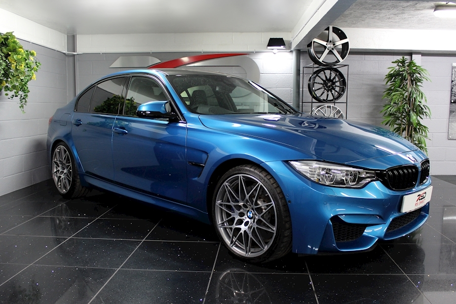 Bmw 3 Series M3 Competition Package - Large 0