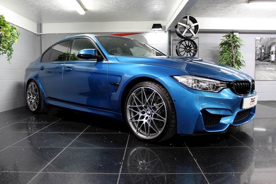 Bmw 3 Series M3 Competition Package - Large 4