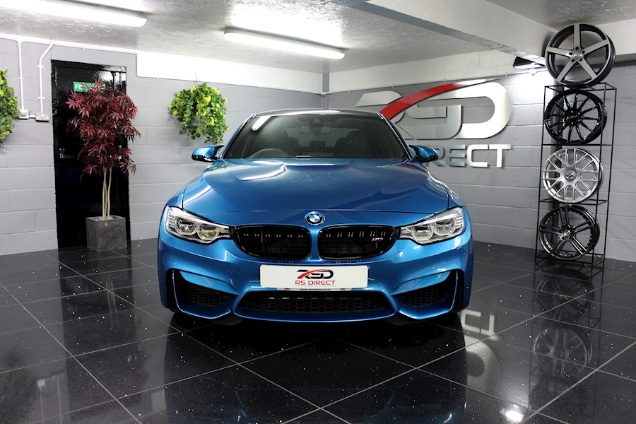 Bmw 3 Series M3 Competition Package - Large 2