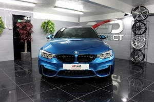 3 Series M3 Competition Package Saloon 3.0 Semi Auto Petrol