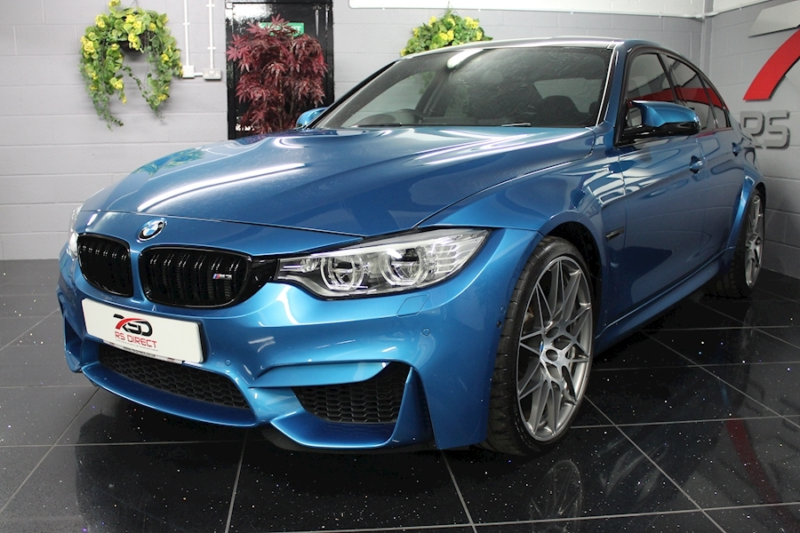Bmw 3 Series M3 Competition Package - Large 12