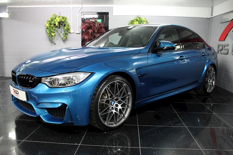 Bmw 3 Series M3 Competition Package - Large 14