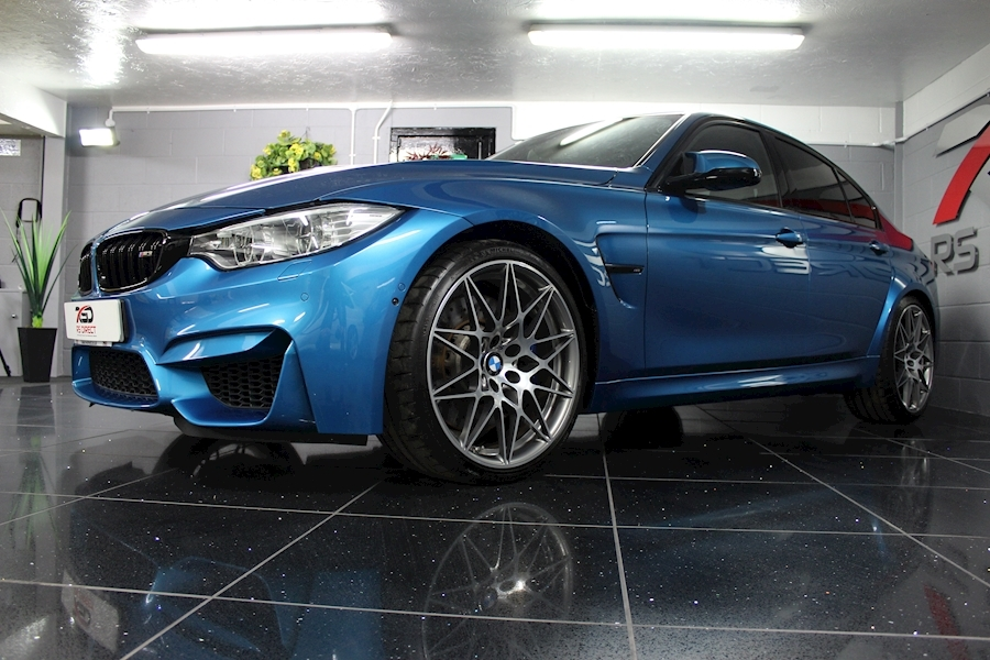 Bmw 3 Series M3 Competition Package - Large 17