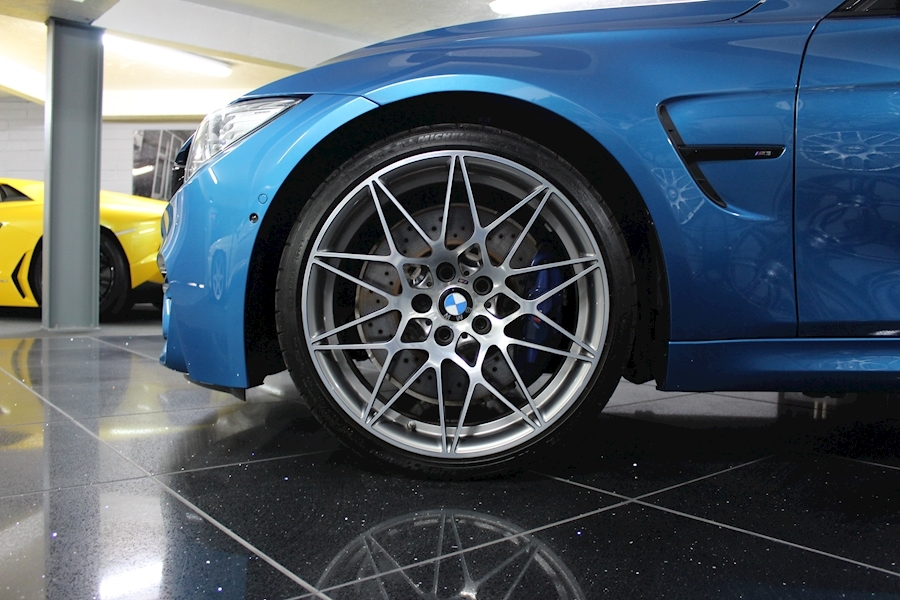 Bmw 3 Series M3 Competition Package - Large 18