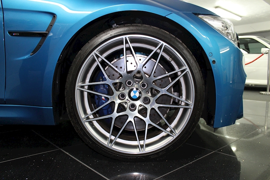 Bmw 3 Series M3 Competition Package - Large 19