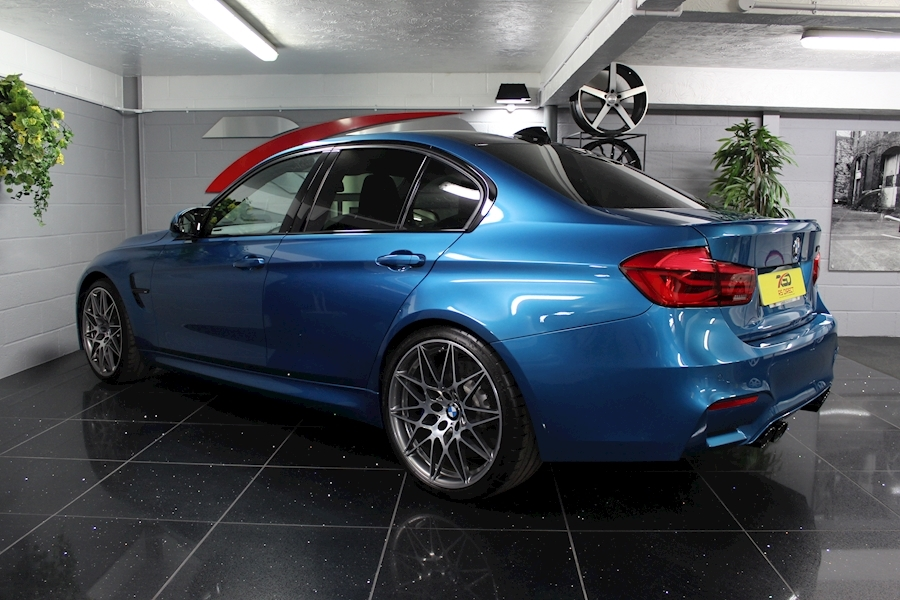 Bmw 3 Series M3 Competition Package - Large 35