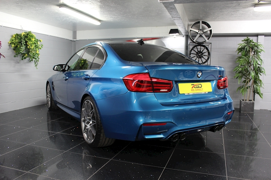 Bmw 3 Series M3 Competition Package - Large 37