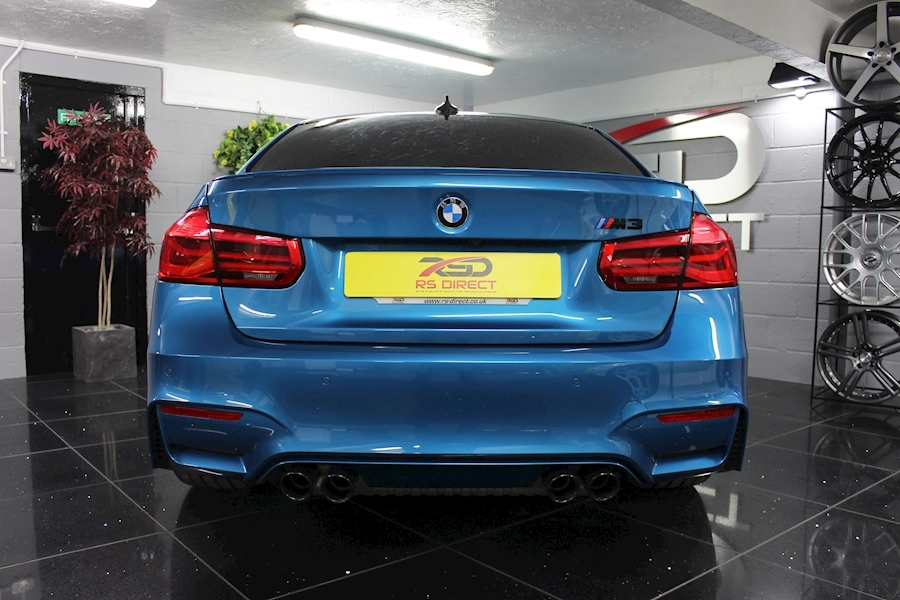 Bmw 3 Series M3 Competition Package - Large 39