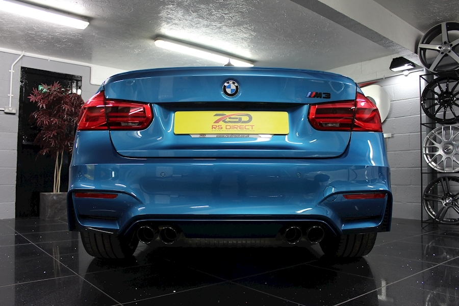 Bmw 3 Series M3 Competition Package - Large 40