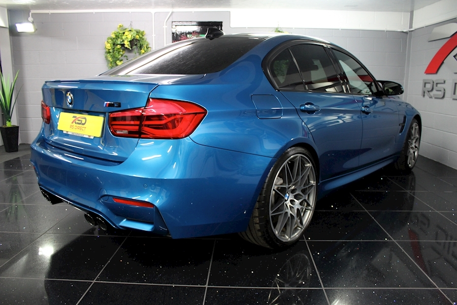 Bmw 3 Series M3 Competition Package - Large 42