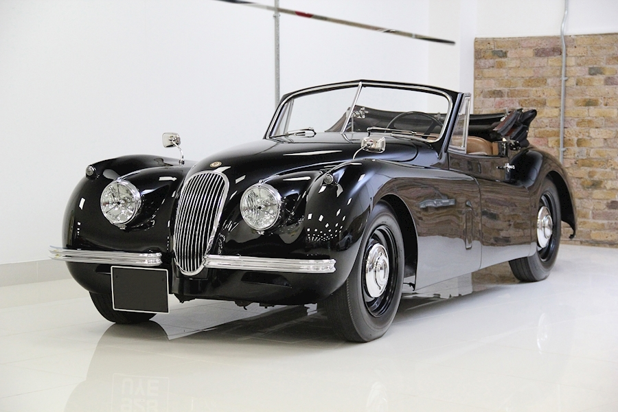 XK120 DHC 3.4 2dr Convertible Manual Petrol
