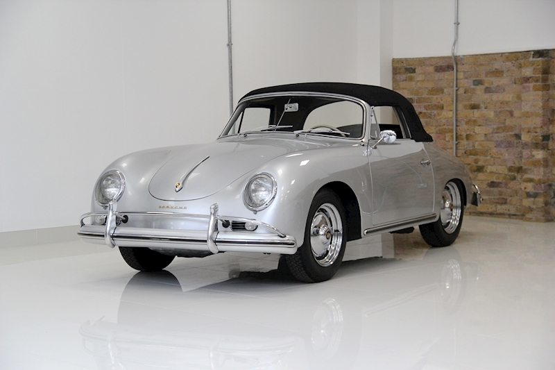 356 A 1582 2dr Convertible Manual Petrol