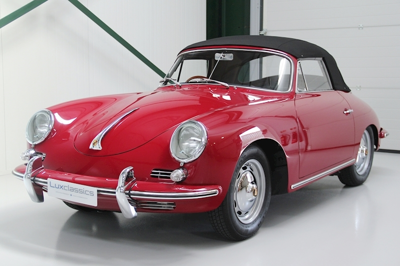356 B Cabriolet 1.6 Manual Petrol