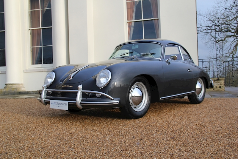 356 A Super 1600 Coupe Petrol