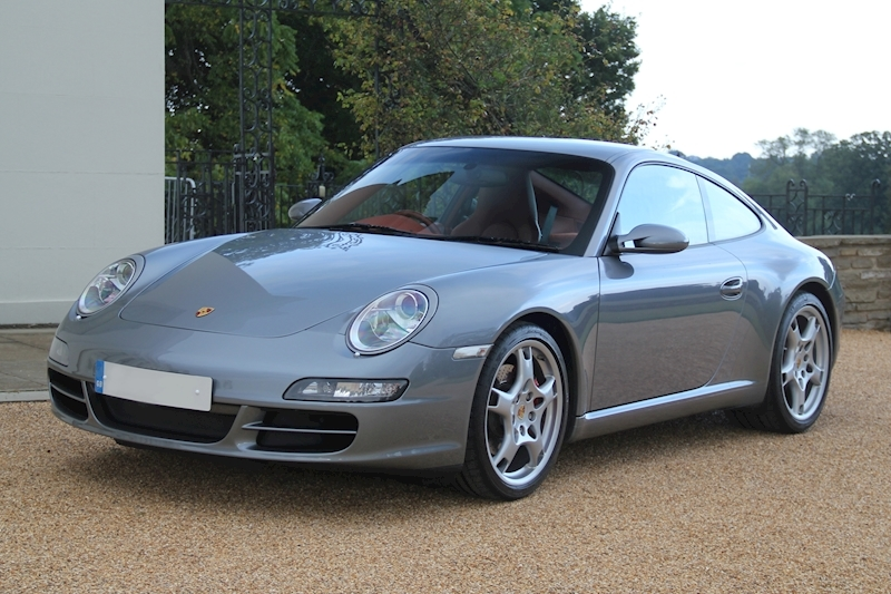 997 Carrera S 3.8 Coupe Manual Petrol