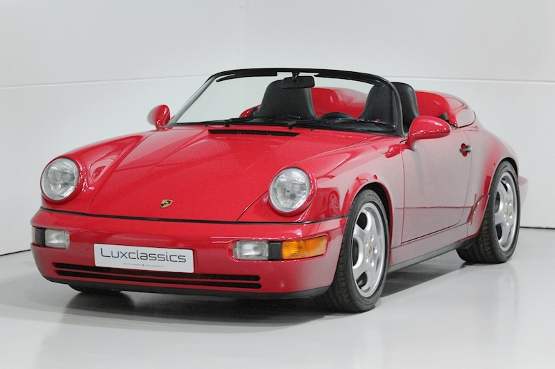 911 964 Speedster Speedster 3.6 Manual Petrol