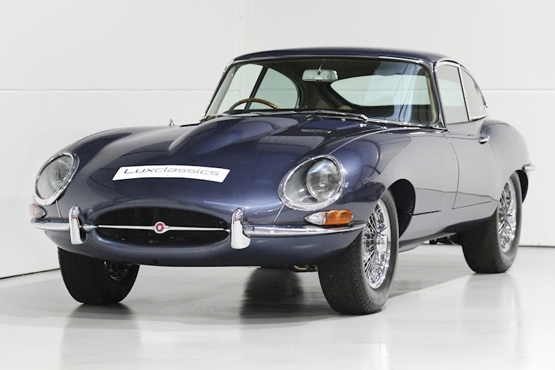 E Type 4.2 4.2 Coupe Manual Petrol