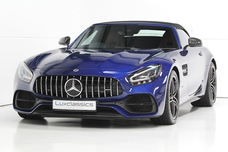 AMG GT C 4.0 2dr Convertible Automatic Petrol