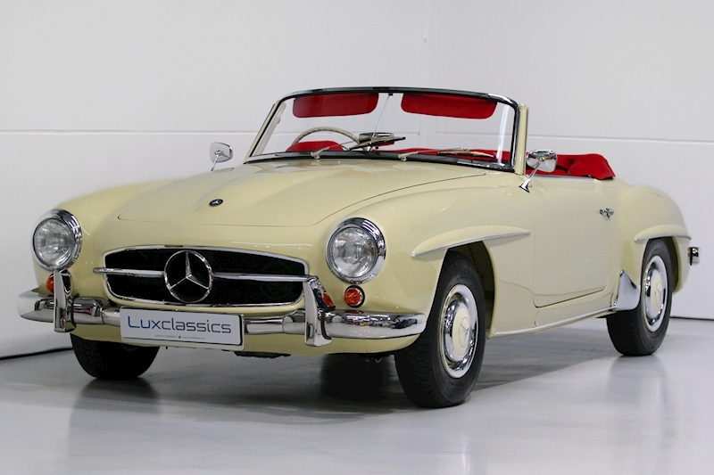 190SL Roadster 1.9 Roadster Manual Petrol