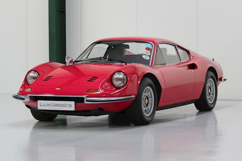 246 GTB 2.4 Sports Coupe Manual Petrol