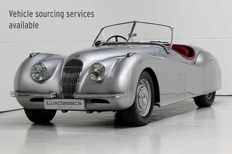 XK120 Roadster 3.4 OTS Manual Petrol