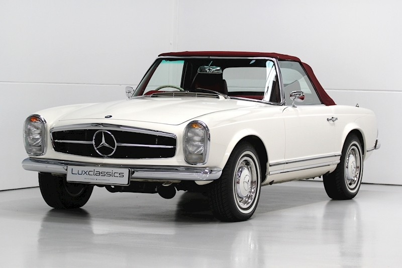 230 SL Roadster Coupe Manual Petrol