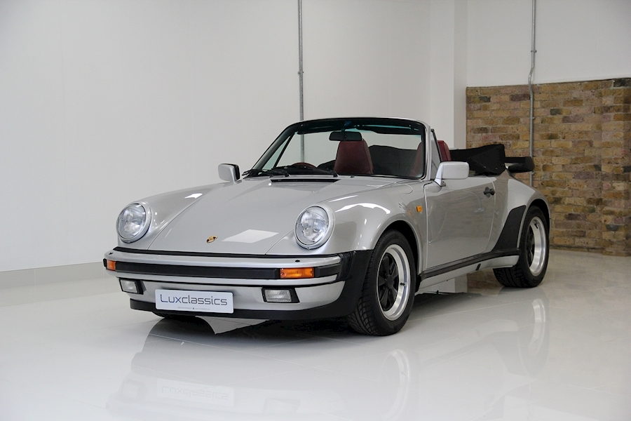911 Turbo Cp Convertible 3.3 Manual Petrol