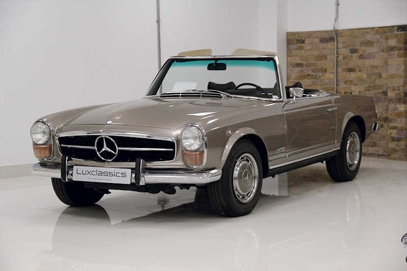 280SL 2.8 2dr Convertible Automatic Petrol