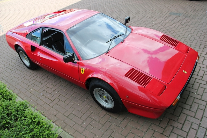 308GTB GTB 2.9 Coupe Manual Petrol