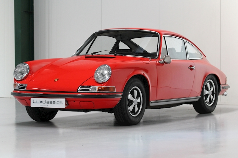 911 T 2.0 Coupe Manual 5 Speed Petrol