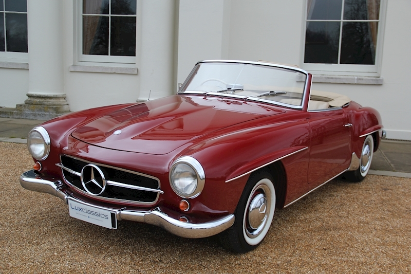 190 SL 1.9 2dr Convertible Manual Petrol