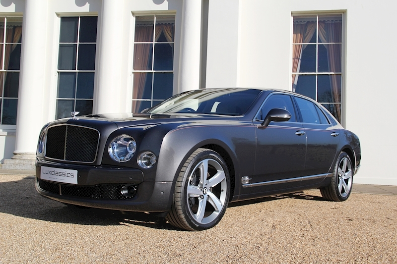 Mulsanne Speed Saloon 6.752 Automatic Petrol Euro6