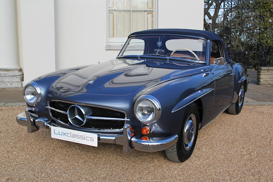190SL  Convertible 1.9 Manual Petrol