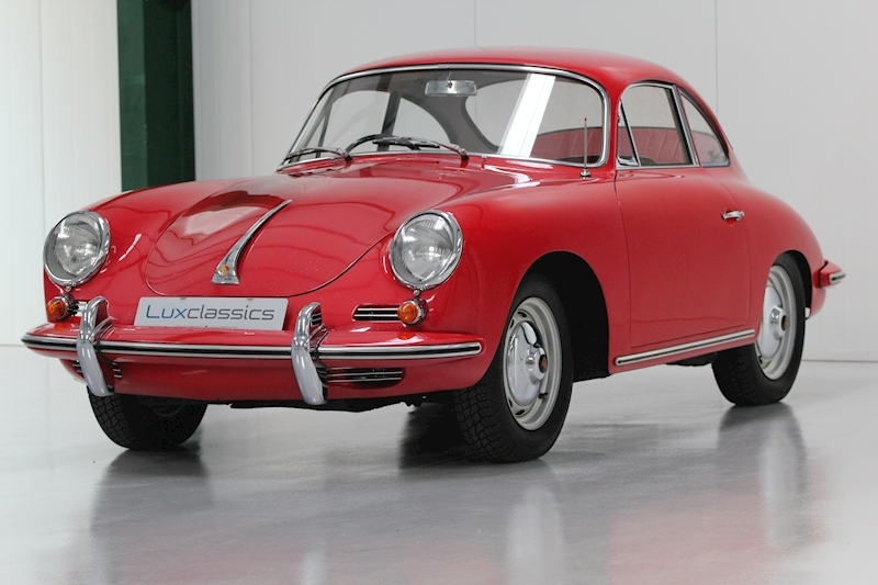 356 B T6 Coupe 1.6 2dr Coupe Manual Petrol