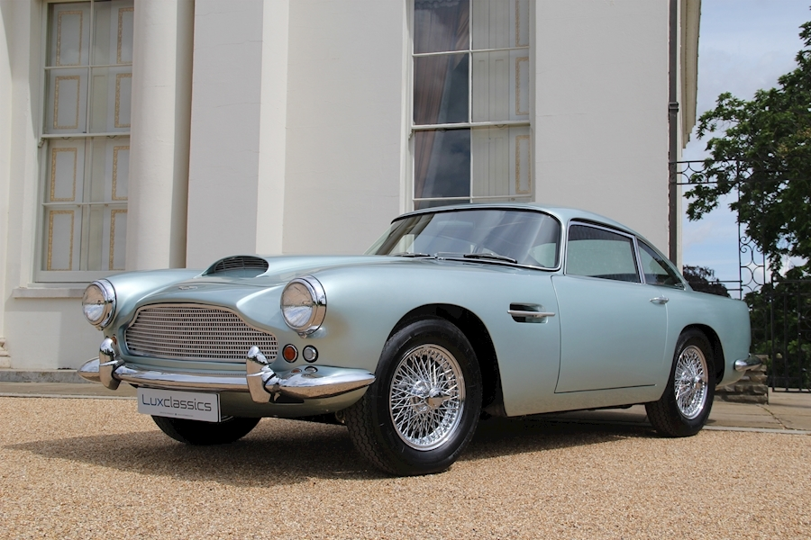 DB4 Series 1 3670 Saloon Coupe Manual Petrol