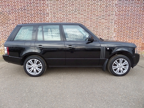 Range Rover Tdv8 Vogue Se Estate 3.6 Automatic Diesel