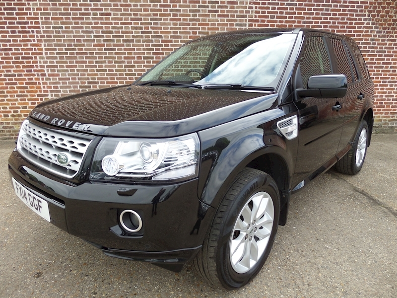 Land Rover Freelander Sd4 Hse