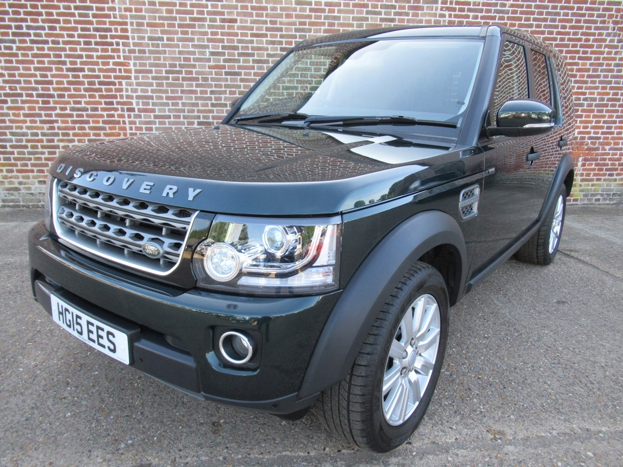 Land Rover Discovery Sdv6 Commercial Xs Light 4X4 Utility 3.0 Automatic Diesel