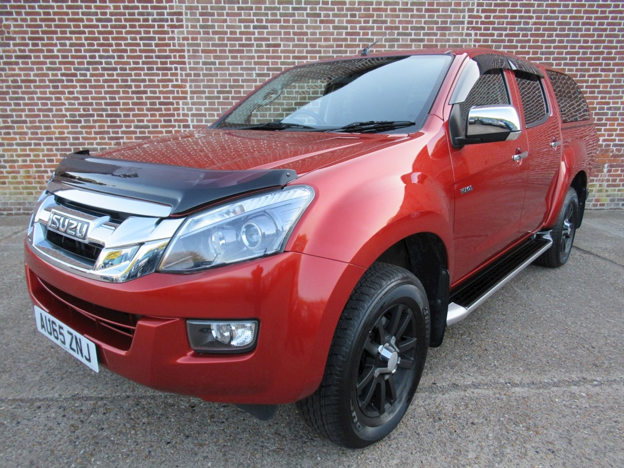 Isuzu D-Max Td Yukon Vision Dcb 2.5 4dr Pick-Up Manual Diesel