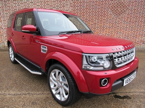 Discovery Sdv6 Hse Estate 3.0 Automatic Diesel