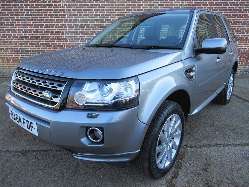 Land Rover Freelander Td4 Se Tech