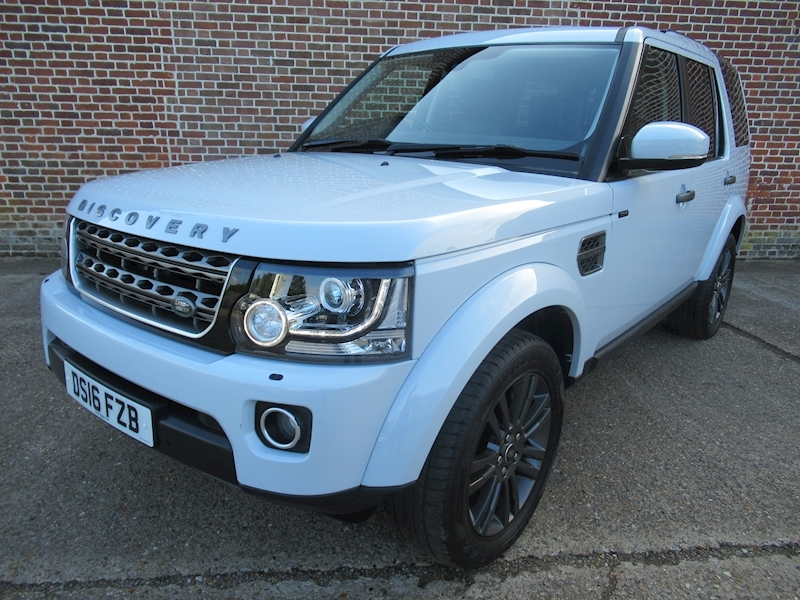 Discovery Sdv6 Graphite Estate 3.0 Automatic Diesel