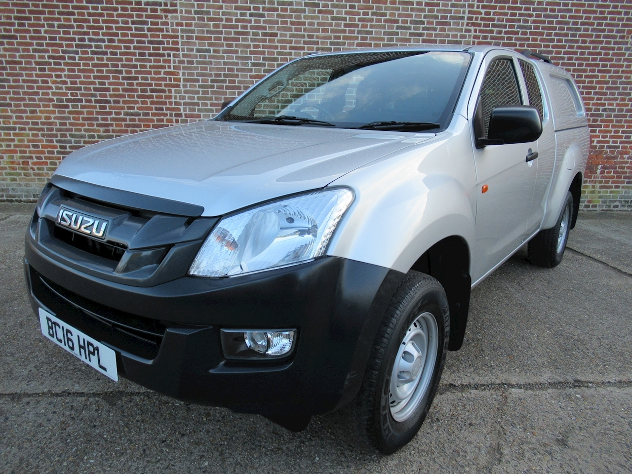 Isuzu D-Max Td Ecb 2.5 2dr Pick-Up Manual Diesel