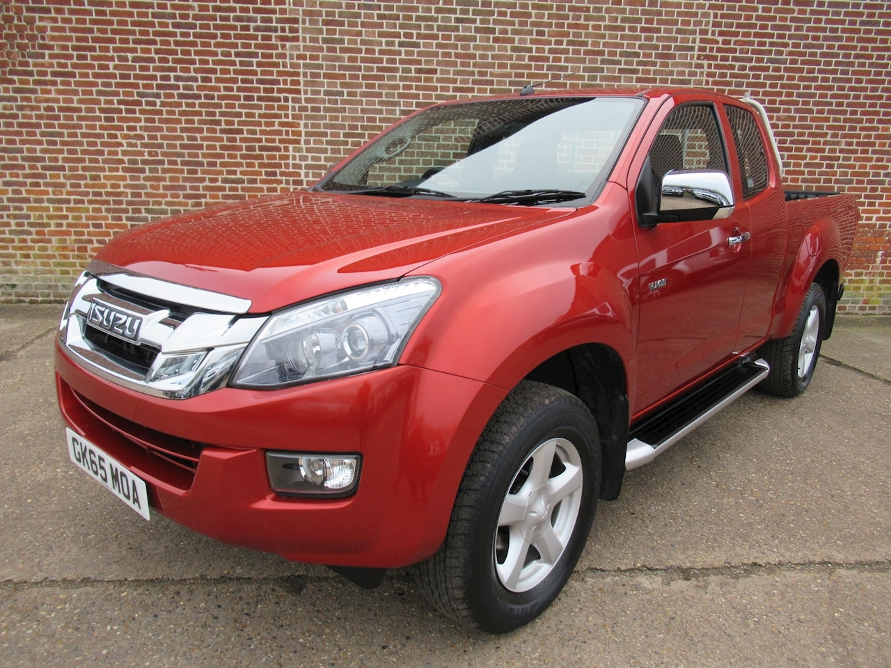 Isuzu D-Max Td Yukon Ecb 2.5 2dr Pick-Up Manual Diesel